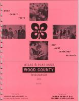 Title Page, Wood County 1973